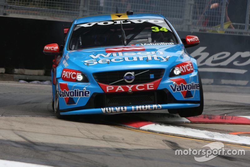 David Wall, Garry Rogers Motorsports, Volvo
