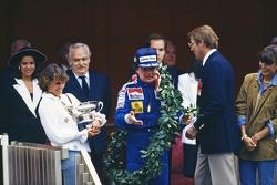 GAnador de la carrera Keke Rosberg, Williams