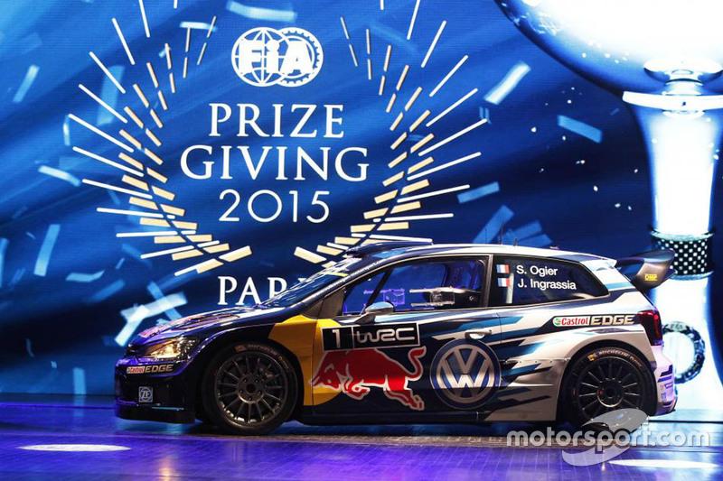 世界拉力锦标赛年度冠军战车——大众Polo WRC