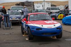 #49 A+ Racing, Mazda Miata