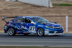 #27 THRW Acura Motorsports Acura ILX
