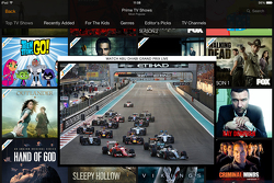 What Formula 1 on Amazon Prime could look like