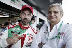 Тьягу Монтейру, Honda Racing Team JAS