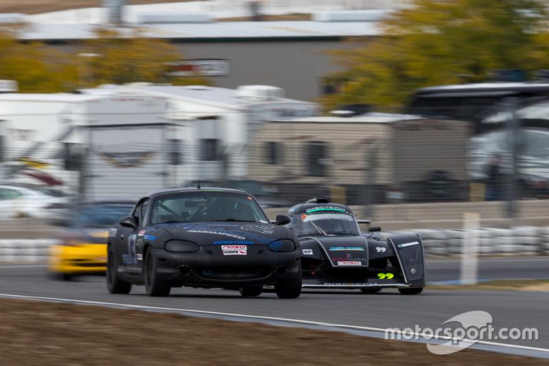 #13 SP Racing, Mazda Miata
