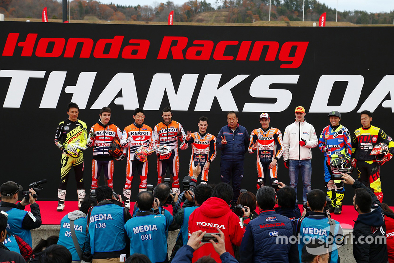 Honda-rijders