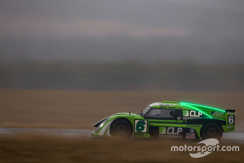 #6 CLP Motorsports, Elan/NASA NP01: Pat O'Keefe