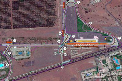 Diseño de Pista Marrakech Revisión