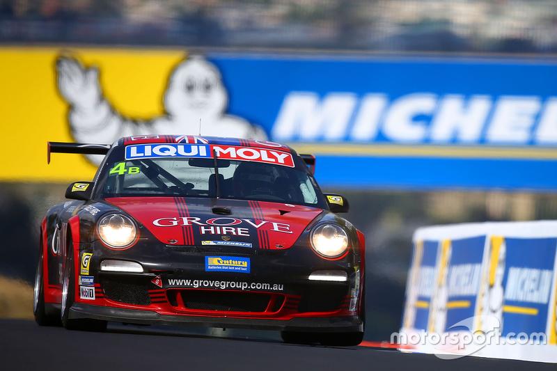 Grove Racing 997 GT3 Cup