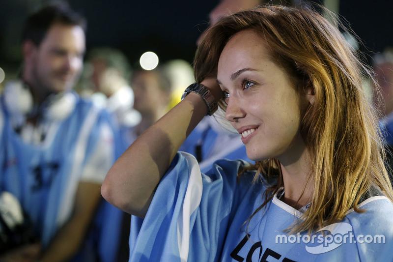 Esposa de José María López, Citroën C-Elysee WTCC, Citroën World Touring Car team