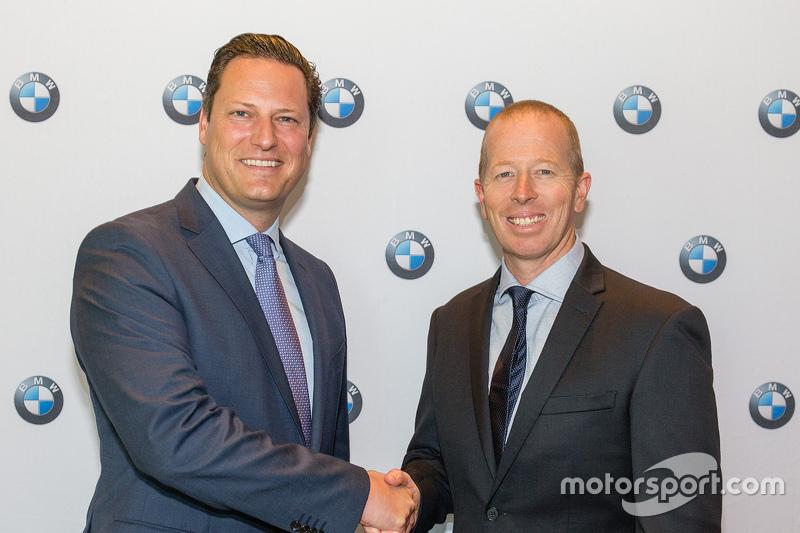 Marc Werner, BMW та Стівен Річардс