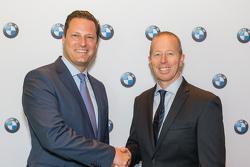 Marc Werner, BMW ve Steven Richards