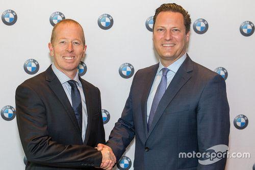 BMW programme announcement