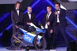 Presentación imagen 2016 Sky Racing Team VR46