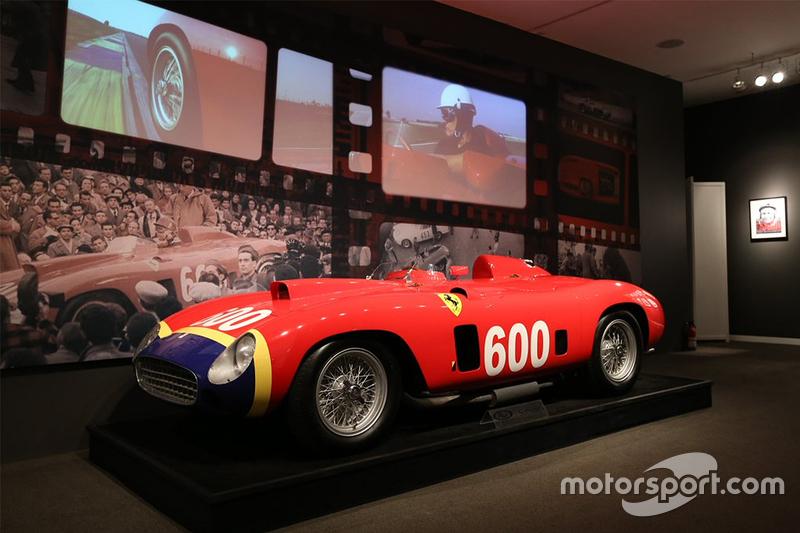 Juan Manuel Fangios 1956er Ferrari 290 MM
