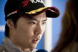 Ма Цин Хуа, Citroën World Touring Car team