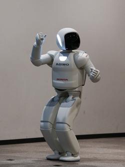 """Honda """"Asimo"""" Roboter"""