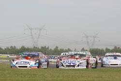 Christian Ledesma, Jet Racing Chevrolet, Camilo Echevarria, Coiro Dole Racing Torino, Federico Alonso, Taco Competicion Torino