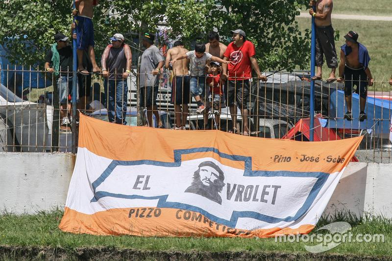 Che Guevara та Chevrolet фанати