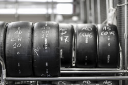 Tyres detail
