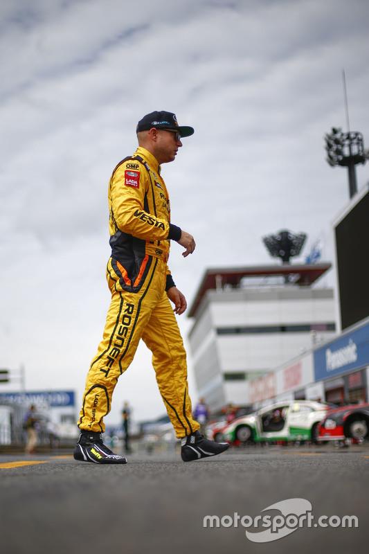 Rob Huff, Lada Sport Rosneft