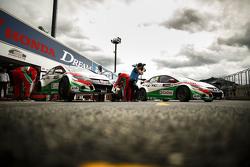 Габріеле Тарквіні, Honda Civic WTCC, Honda Racing Team JAS