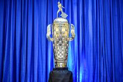 El trofeo Borg-Warner