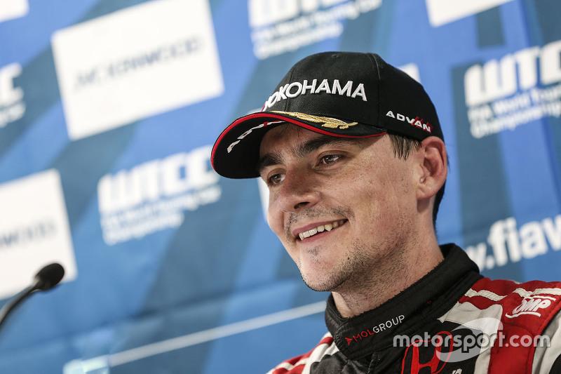 Polesitter Norbert Michelisz, Zengo Motorsport