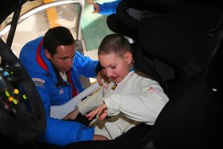 Julien Ingrassia con Quentin