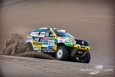 Presentación Equipo Renault Duster