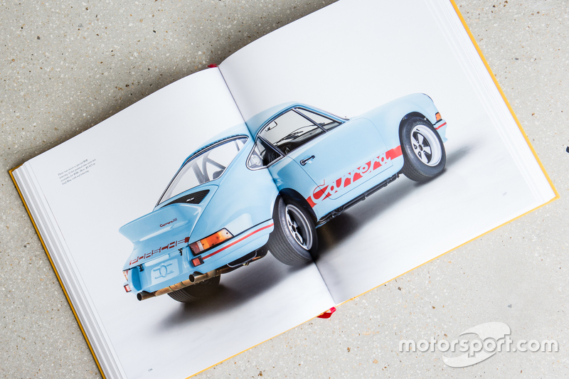 Carrera RS book from  T.A.G. Verlag