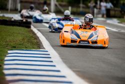 #34 NA Racing: Bruno Cunha, Flavio Lisboa, Dennys Martins, Fabio Konrad, Jeann Morlo, Vinicius Ponce, Danilo Ramalho