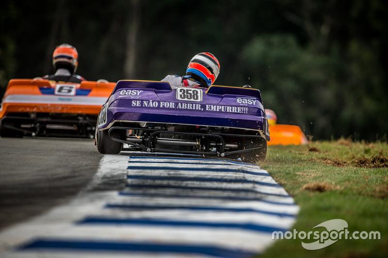 #358 Bode Rosso: Marcos Pereira, Nelson Rangel, Joao Pretto, Bruno Heiotter