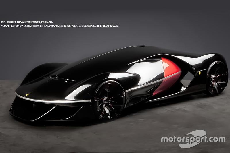 تصميم «مانيفيستو» من المعهد العالي للتصميم روبيكا دو فالونسيين، فرنسا