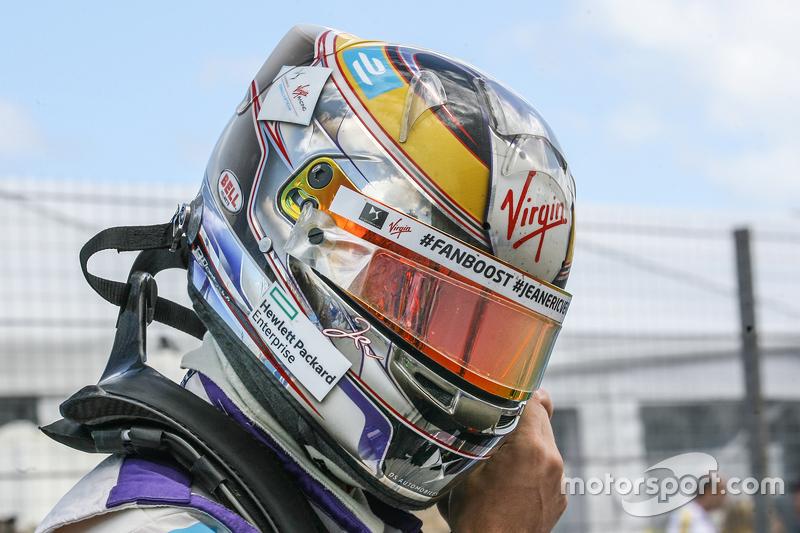 Jean-Eric Vergne, DS Virgin Racing Formula E Team