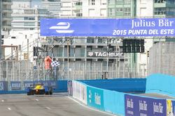 Sébastien Buemi, Renault e.Dams se lleva la victoria