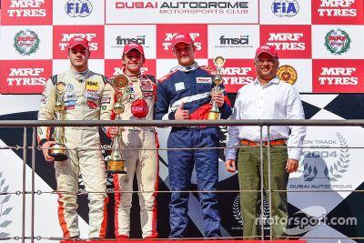 MRF Challenge: Dubai