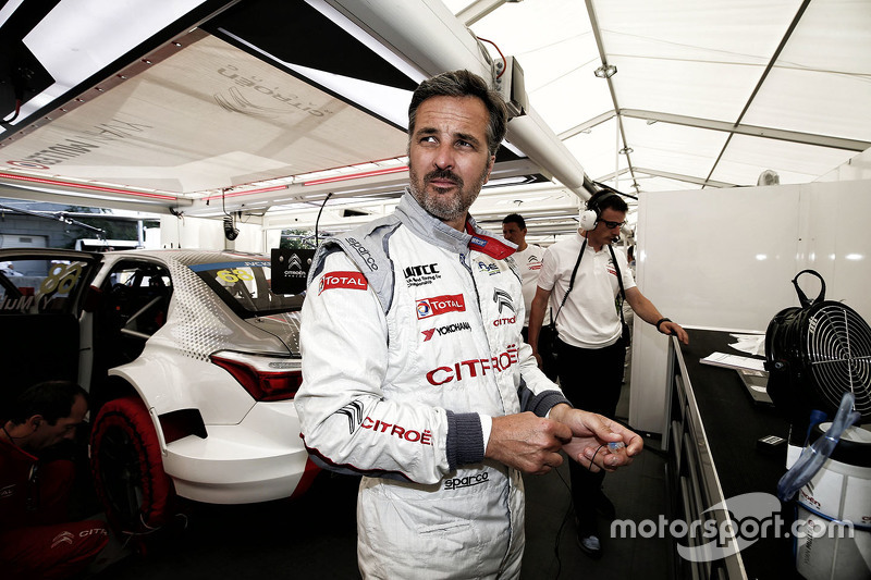 Yvan Muller, tim Citroën World Touring Car