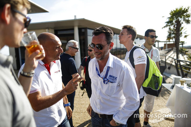 François Ribeiro, Eurosport Events Motorsport Director