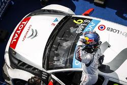 Winnaar Sébastien Loeb, Citroën C-Elysee WTCC, Citroën World Touring Car team