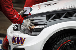 Citroën World Touring Car team detail