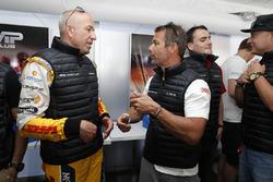 Tom Coronel, Chevrolet RML Cruze TC1, ROAL Motorsport und Sébastien Loeb, Citroën C-Elysee WTCC, Citroën World Touring Car Team