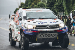 Марек Дабровски и Яцек Цахор, #322 Toyota