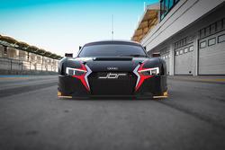 JBR Motorsport & Engineering präsentiert den Audi R8 LMS für die Saison 2016