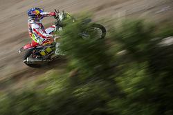 Хоан Барреда, #6 Honda