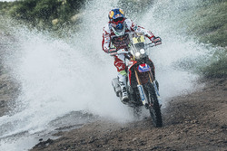 #6 Honda: Хоан Барреда