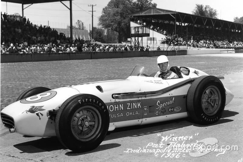 Pat Flaherty: Indy 500 1956