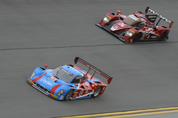 Лэнс Стролл, Александр Вурц, Брендон Хартли и Энди Приоль, #01 Chip Ganassi Racing Riley DP Ford и Д