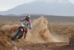 #2 Honda : Paulo Goncalves