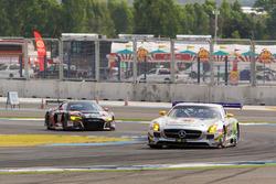 #92 Takımı AAI – HubAuto Mercedes Benz SLS AMG GT3: Han Chen Chen, Shinya Hosokawa, Hiroki Yoshimoto