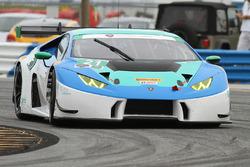 Эмануэле Буснелли и Джим Михаелян, #21 Konrad Motorsport Lamborghini Huracan GT3